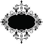 Hand drawn cut glass design, can be used for any decorative panel design.its a vector and very sharp and clean lines.