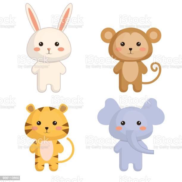 Cute and tenders animals vector id936113850?b=1&k=6&m=936113850&s=612x612&h=tczx62khxovya t5z ie6jqi fyj kbxibnvzarg4kw=
