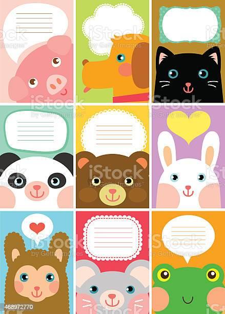 Cute animal labels vector id468972770?b=1&k=6&m=468972770&s=612x612&h=peszfiivntsp4bvneimrujf0kfu9qorpo hgau44aw4=