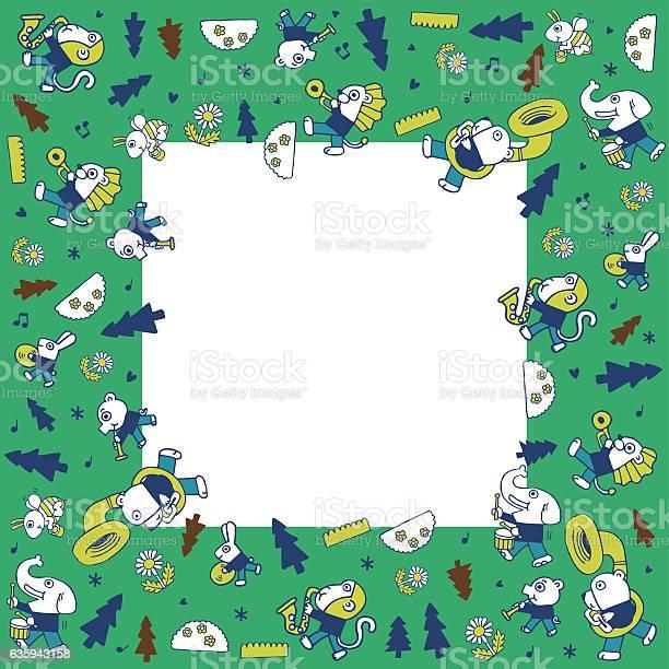 Cute animal play musicvector illustration blank vector id635943158?b=1&k=6&m=635943158&s=612x612&h=gkglfmw3zaqtnitxcpzaqyqedl6r7  hlsw6g7nkag4=