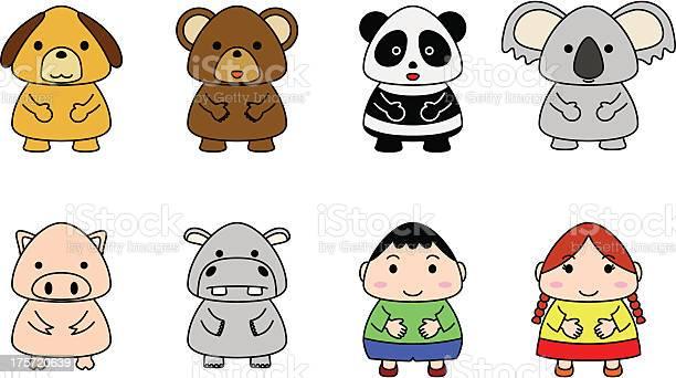 Cute animals vector id175720639?b=1&k=6&m=175720639&s=612x612&h=p6t cewkkvejch829i4lwanoxhc5abhshfbcou2vk8e=