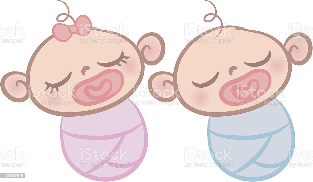 Cute babies royalty-free cute babies stock vector art & more images of baby