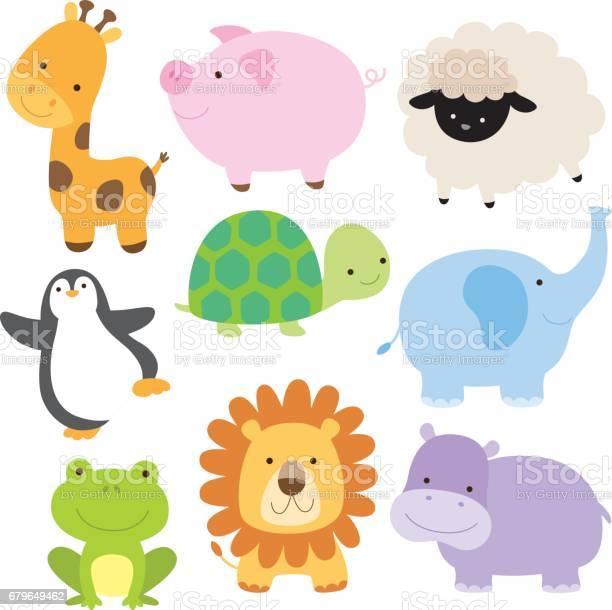 Cute baby animal vector id679649462?b=1&k=6&m=679649462&s=612x612&h=nn4clii8tcnm19g5hy3z3avxdm5m6atbx40ff3qhcek=