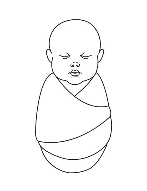 Baby Blanket Illustrations, Royalty-Free Vector Graphics ...