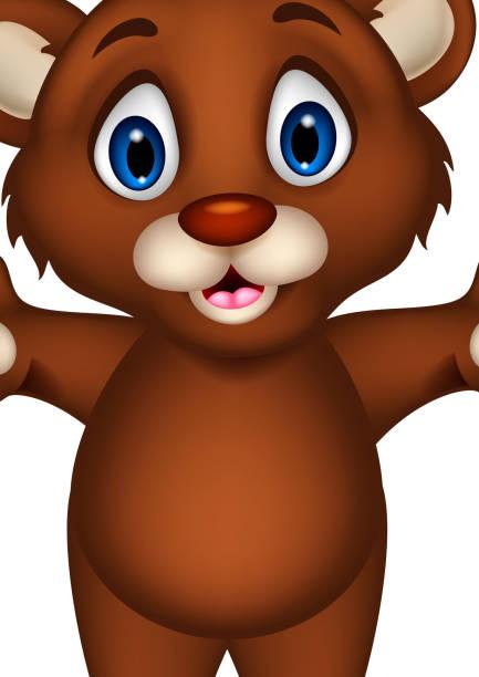 Best Bear Cub Illustrations, Royalty-Free Vector Graphics ...