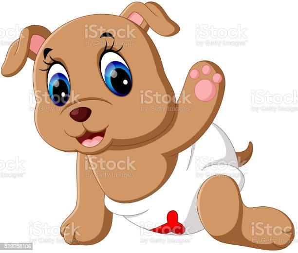 Cute baby dog cartoon vector id523258106?b=1&k=6&m=523258106&s=612x612&h=byibkk e26vguompn5c7qg5f7xddvcqnnd5dx73vevw=
