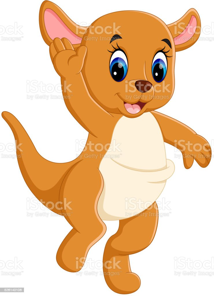 royalty free wallaby clip art vector images