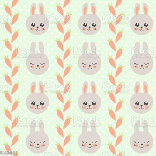 Cute baby pattern with little bunny cartoon animal kids print vector vector id938471618?b=1&k=6&m=938471618&s=612x612&h=rniq7dbc5ebxq3hnc3ylu9ser7g jtvy9l4xszyo0d0=