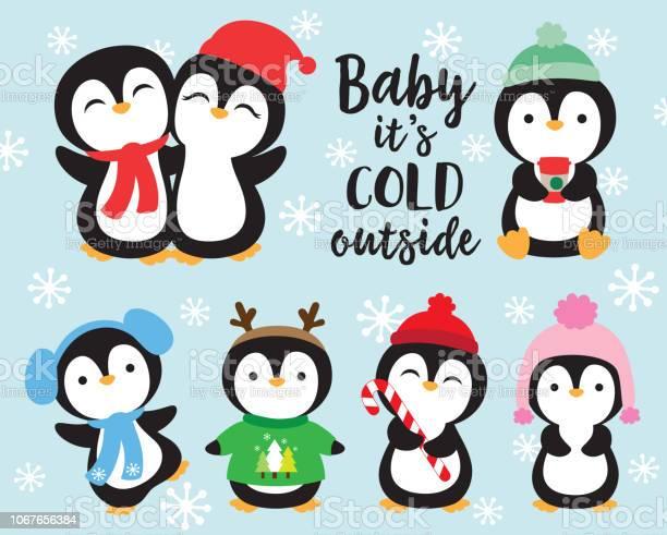 Cute baby penguins in winter vector vector id1067656384?b=1&k=6&m=1067656384&s=612x612&h=atnfk9x6eujjf8x3ntuv cjzziqcw3naihpvfm0mk9i=