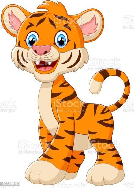 Cute baby tiger cartoon vector id505335460?b=1&k=6&m=505335460&s=612x612&h=jysmi4jwozr9tptote9o6n10wecbjbjfgxipooctt2e=