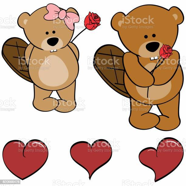 Cute beaver cartoon love heart set vector id820666476?b=1&k=6&m=820666476&s=612x612&h=q8nsdh 4hxi5ko4kapc0rdvdwbhxdjhj725k2bloywa=