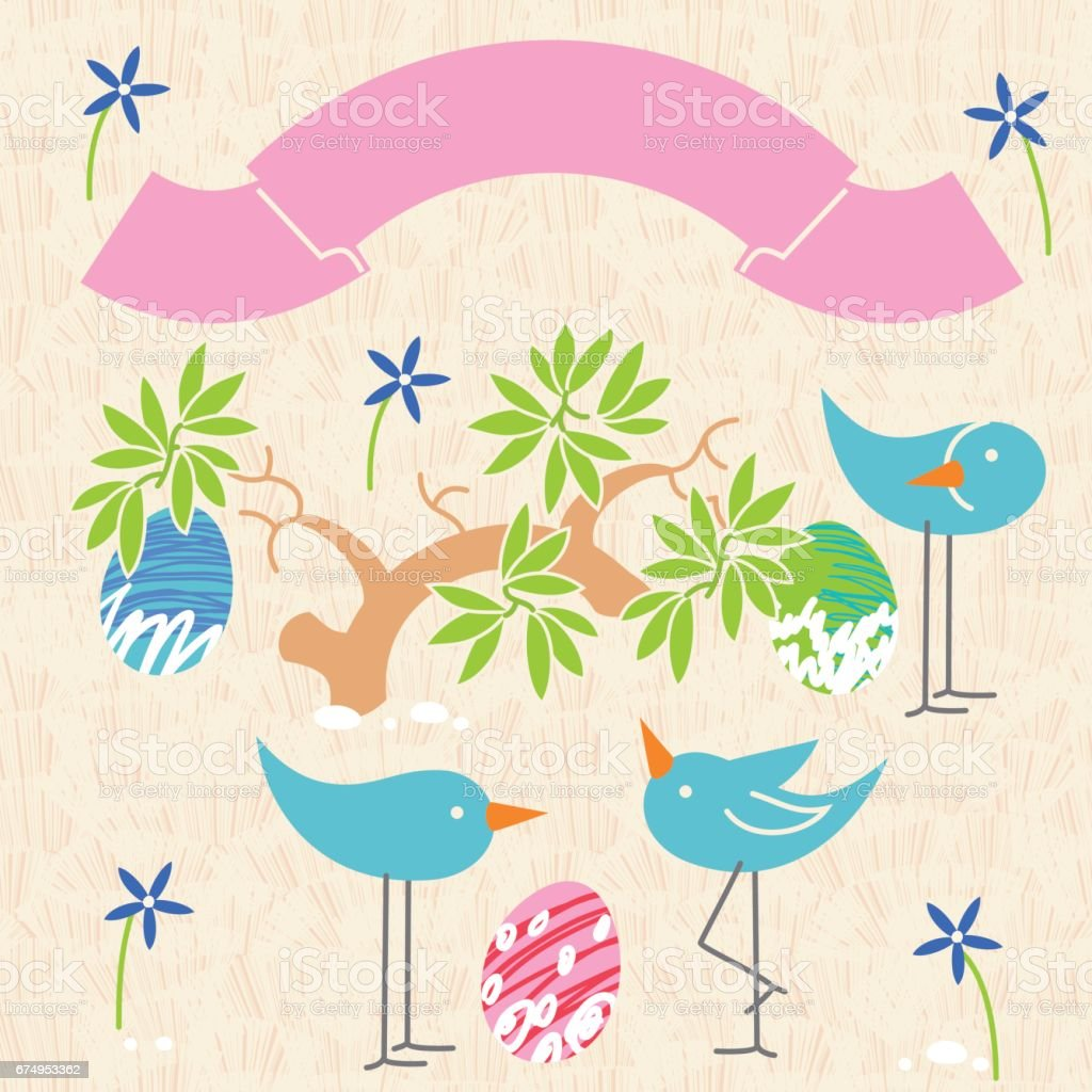 Cute Birds Baby Shower Invitation Card Design Layout Template Poster ...
