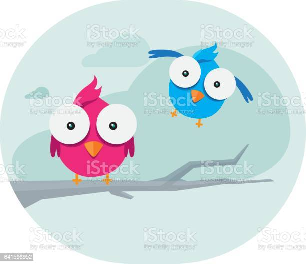 Cute birds illustration vector id641596952?b=1&k=6&m=641596952&s=612x612&h=dpf ez9ez9bpejkm0akpnowsr86kz2xl2r7jl 4dgl0=