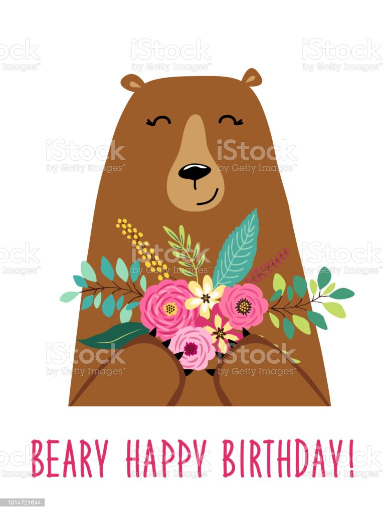 Royalty Free Happy Birthday Weed Clip Art Vector Images