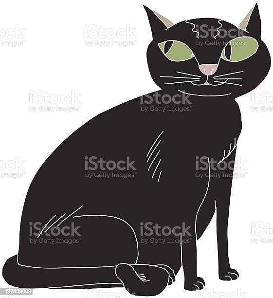 Cute black cat vector id497389009?b=1&k=6&m=497389009&s=612x612&h=urmw71uroc8weuv01cbspeqcebe2hmpc3mnbylnmuzc=