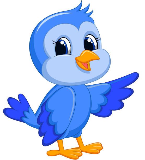 Royalty Free Bluebird Clip Art, Vector Images ...