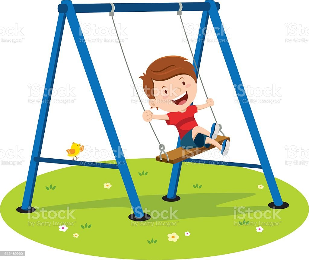 Royalty Free Swing Clip Art Vector Images Amp Illustrations