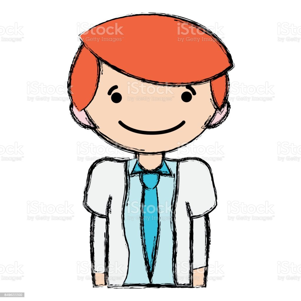 Cute Boy With Clothes And Hairstyle Stock Vector Art More Images