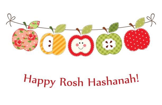 Royalty Free Rosh Hashana Clip Art, Vector Images ...