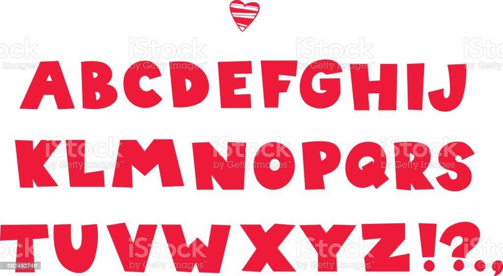 Lindo brillante alfabeto infantil ilustración de lindo brillante alfabeto infantil y más banco de imágenes de arte libre de derechos