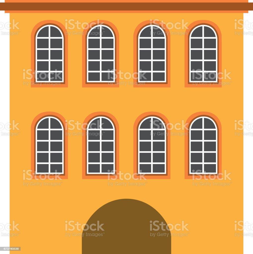 hoş binanın antik kutsal kişilerin resmi royalty-free hoş binanın antik kutsal kişilerin resmi stok vektör sanatı & almanya'nin daha fazla görseli