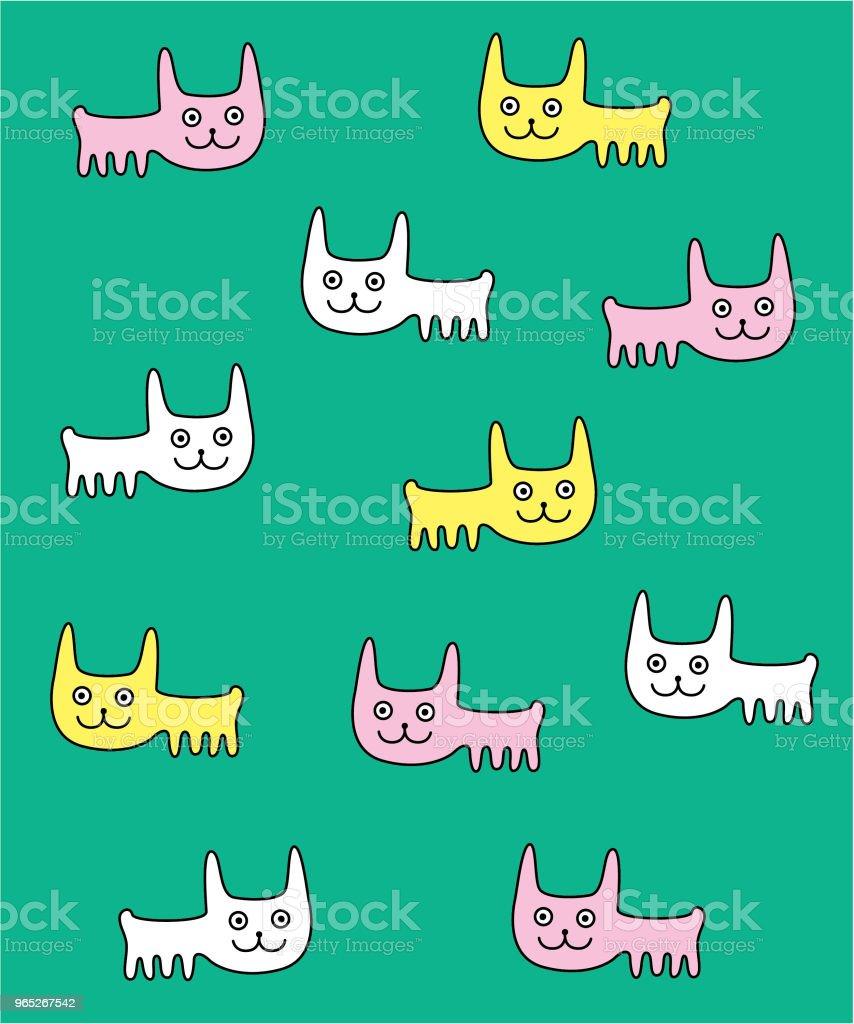 cute bunny rabbit nursery wallpaper cartoon cute bunny rabbit nursery wallpaper cartoon - stockowe grafiki wektorowe i więcej obrazów baby shower royalty-free