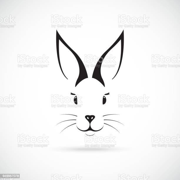 Cute bunny with big ears vector illustration vector id949957078?b=1&k=6&m=949957078&s=612x612&h=ozyrpscatujls9ob1kzanlk0srgteheh j obqgzpyu=