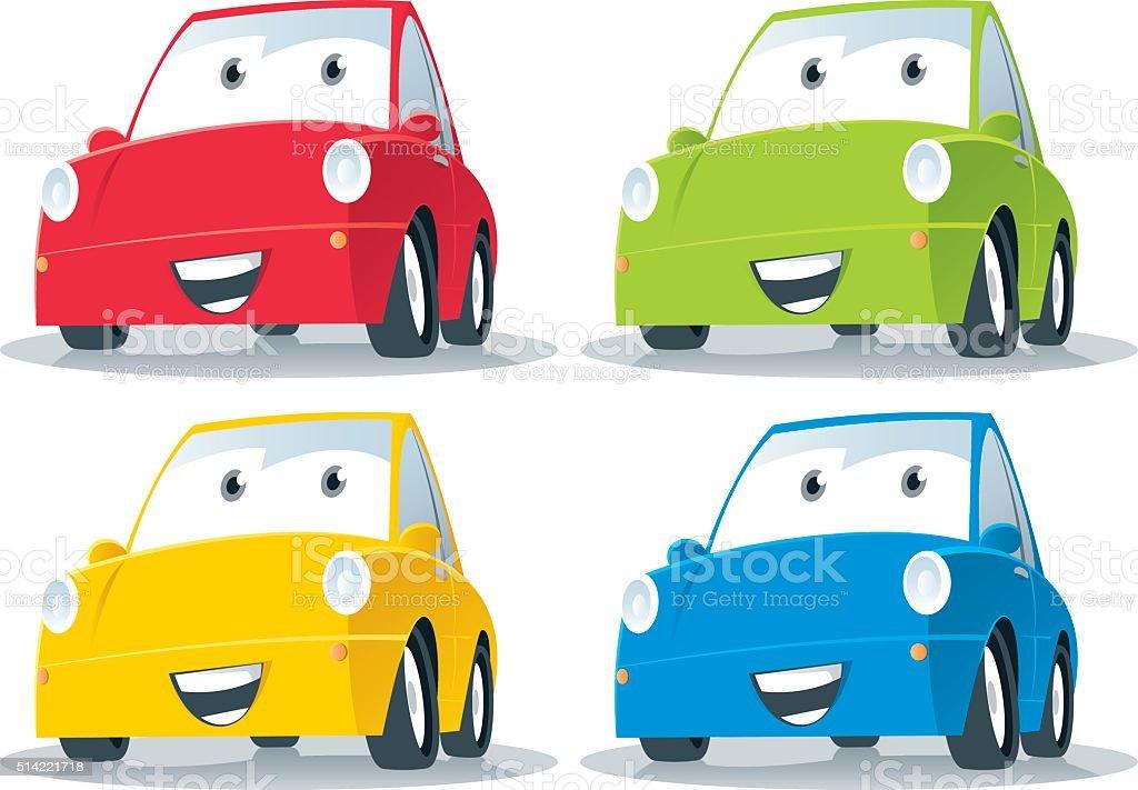 かわいい車 おもちゃのベクターアート素材や画像を多数ご用意 Istock