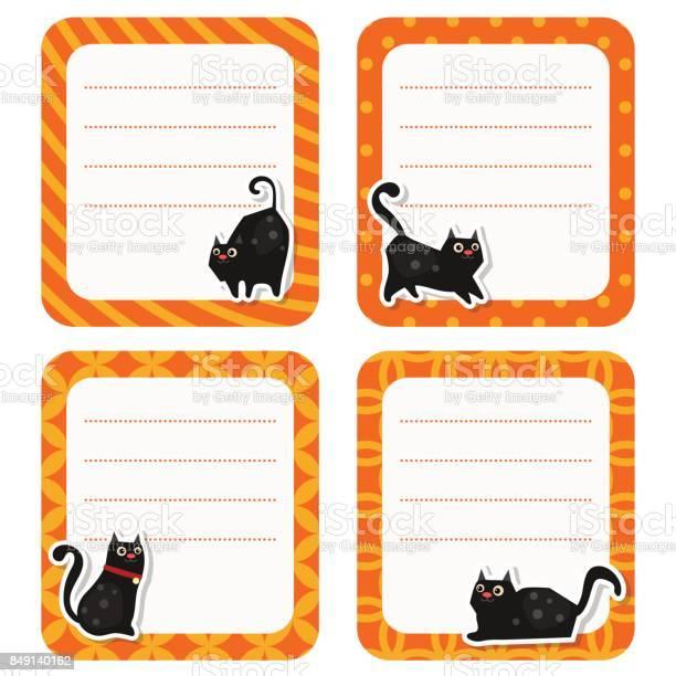 Cute cards or stickers with cat vector id849140162?b=1&k=6&m=849140162&s=612x612&h=exnmw 1cjnhwt uaptb3yqnjlqjn4lq6ykqxzrbn3yu=
