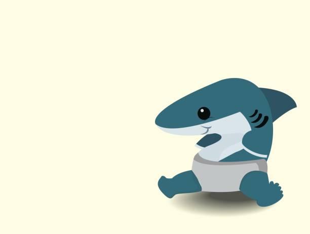 Top 60 Baby Shark Clip Art, Vector Graphics and ...
