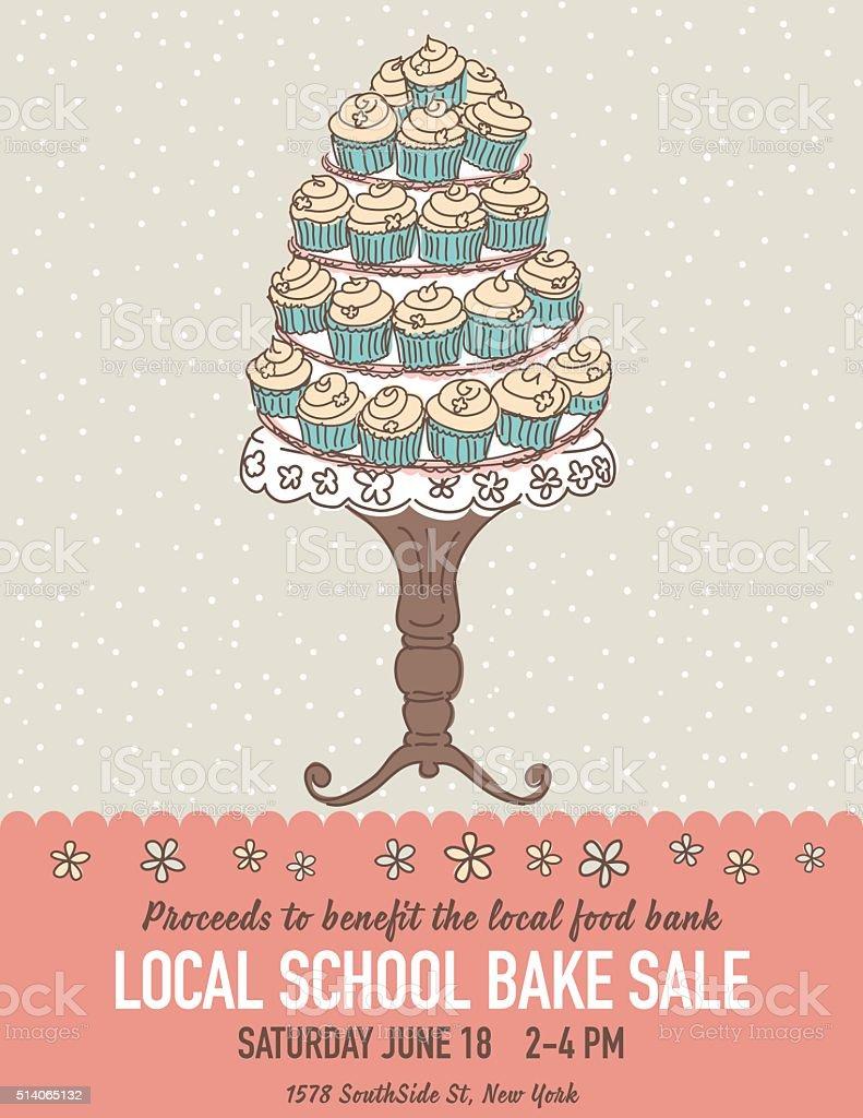 best bake sale illustrations  royalty