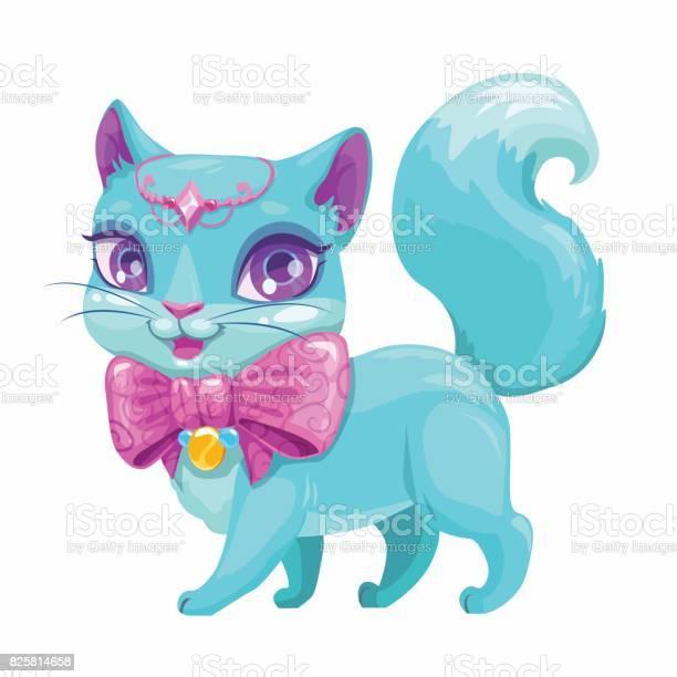 Cute cartoon beautiful princess cat vector id825814658?b=1&k=6&m=825814658&s=612x612&h=xtvyby3qnie f nqv2m9vfoqdj03icuwxa7wfcq9x74=