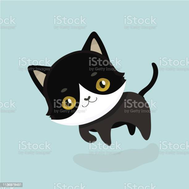 Cute cartoon black cat with big eyes vector id1136978451?b=1&k=6&m=1136978451&s=612x612&h=uzodqi47zp poobtmctzgt5ffsu9ricue d1el2atga=