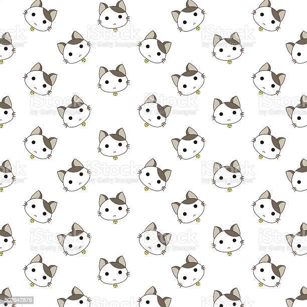 Cute cartoon cats pattern vector id502942876?b=1&k=6&m=502942876&s=612x612&h=ah1rk4i1j2atfw25879vvtjxvyd7btgtsamvpt3t9um=