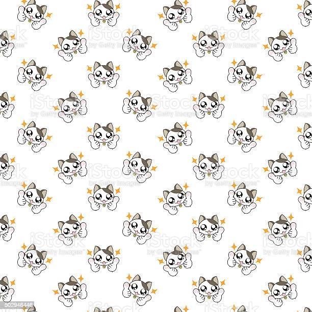 Cute cartoon cats pattern vector id502946446?b=1&k=6&m=502946446&s=612x612&h=lequxykkgmnje8xlzq8bf6r3ummib6yx4kbhaqwvv28=