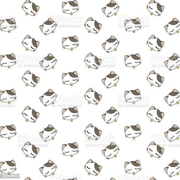 Cute cartoon cats pattern vector id502948014?b=1&k=6&m=502948014&s=612x612&h=b0f2vheo6dvgysufrdibg9liimog34an62qrjrxzxuo=