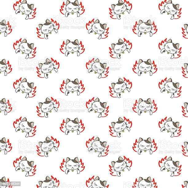 Cute cartoon cats pattern vector id502948344?b=1&k=6&m=502948344&s=612x612&h=kuupo8zkv8ljymae5occllyaazdngsfex4v2sbxfzz8=