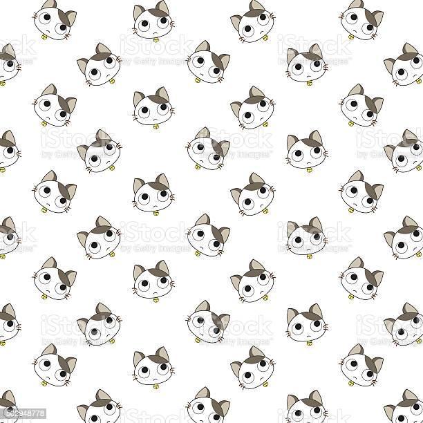 Cute cartoon cats pattern vector id502948778?b=1&k=6&m=502948778&s=612x612&h=vphwzhtduqwdyssamxovnkwz2yadrfvvx2ofyylja9y=