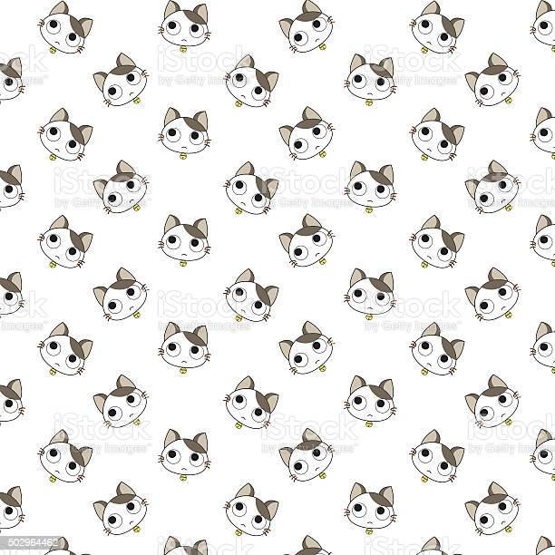 Cute cartoon cats pattern vector id502964462?b=1&k=6&m=502964462&s=612x612&h=7ucnmxkfhhecnvcbsqufehlhooxec6o9pi1aj85w8uk=