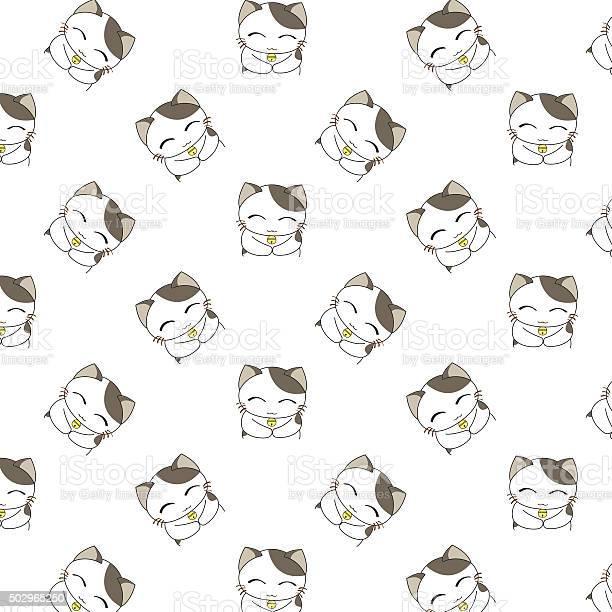 Cute cartoon cats pattern vector id502965250?b=1&k=6&m=502965250&s=612x612&h=7ws1qvxazomaaeu9qbpz2eir6cnslilkcooizqtkdi0=