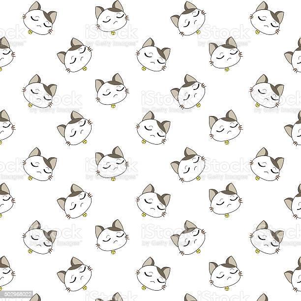 Cute cartoon cats pattern vector id502968022?b=1&k=6&m=502968022&s=612x612&h=vsjhyiksr8bjnpwe8e6hlzr18bcp53ffxddovrh06dy=