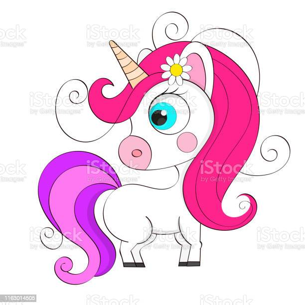 Cute cartoon character unicorn print for baby shower vector id1163014505?b=1&k=6&m=1163014505&s=612x612&h=gbgbrc2uqzisecmojk9xrfdr0ovkwr0z94q6y5qwxoe=