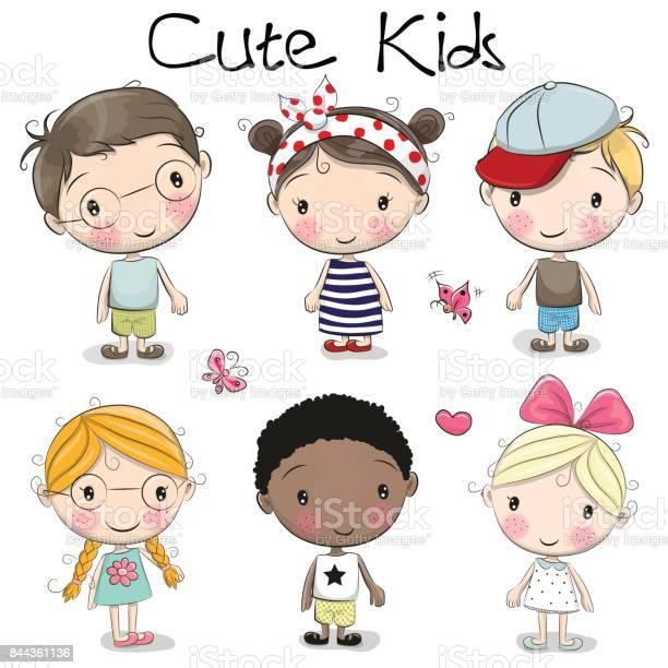 Cute cartoon girls and boys vector id844361136?b=1&k=6&m=844361136&s=612x612&h=a36fp 2oyt4tj7zq2yom7t4x3ykti  gmxs6onw ees=