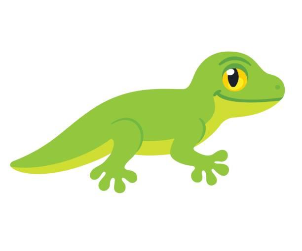 Royalty Free Iguana Lizard Illustration   Vintage Animal ...