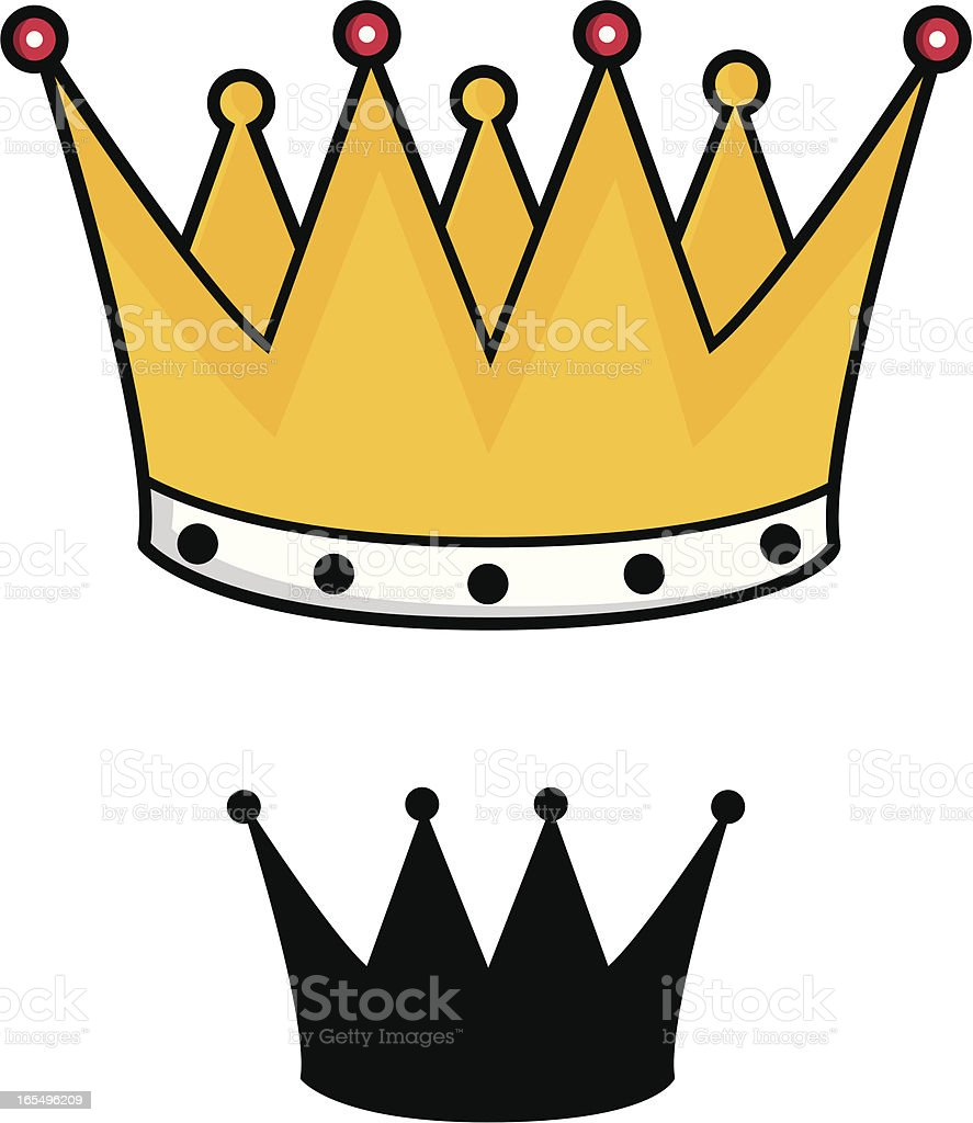 cute cartoon style kings crown silhouette also included king crown clipart black and king crown clipart transparent