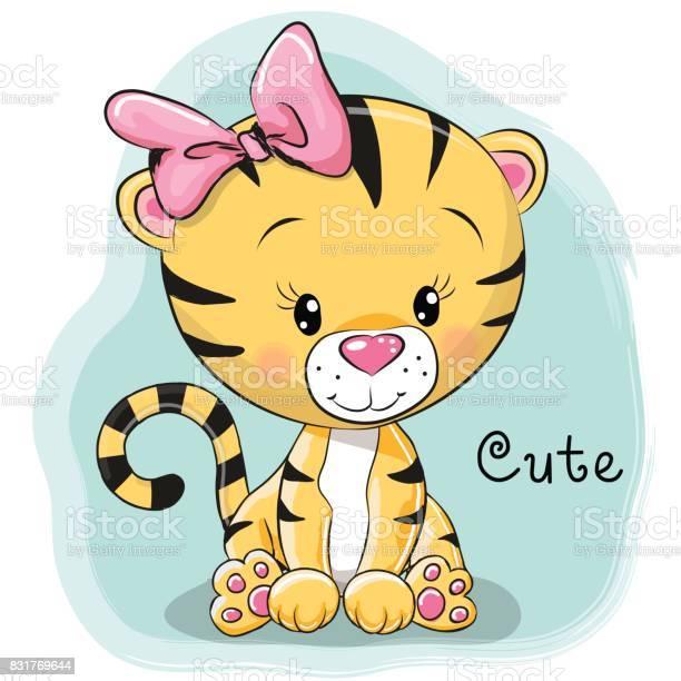 Cute cartoon tiger vector id831769644?b=1&k=6&m=831769644&s=612x612&h=eedzlu94dsneuljbhj8b4shqvmpdiu84wtq2jrc30v0=