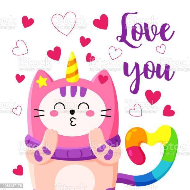 Cute cartoon vector doodle cat kitten in a unicorn hat magic for vector id1085437178?b=1&k=6&m=1085437178&s=612x612&h=mnke5odoqb6h6457wft6ceea80gxp 2f1f elb7dpzq=