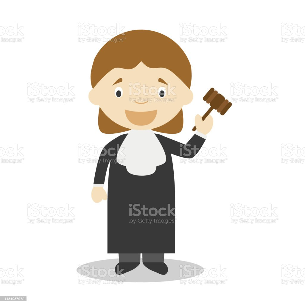 Female Lawyer Cliparts, Stock Vector And Royalty Free Female Lawyer  Illustrations