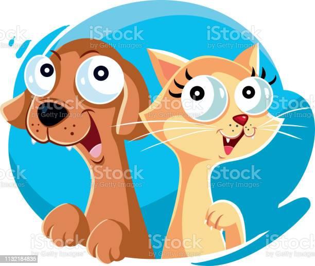 Cute cat and dog vector cartoon vector id1132184835?b=1&k=6&m=1132184835&s=612x612&h=d9xhmbb s qmrqwews7 am5eimtv4xarrhr5dpqffeq=