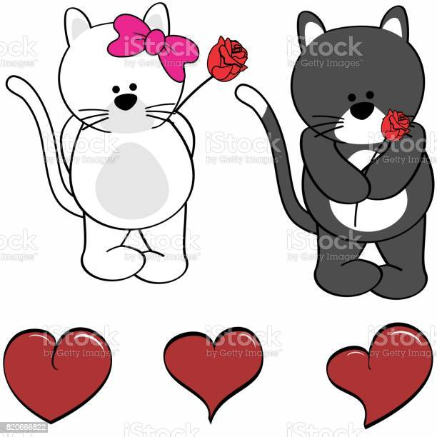 Cute cat cartoon love heart set vector id820666822?b=1&k=6&m=820666822&s=612x612&h=x51xqv5dtlviimb133xqhh0hmorlr79gyq45rjzrww0=